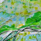 Detail 3 from tree of Life 2 by Regina Valluzzi