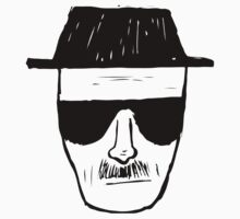 Heisenberg Sketch by 18skydude