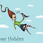 Happy Holidays by urbanmonk