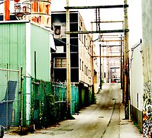 Lower East Industry by IyoungImages