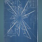 Iphone Blueprint Case - Discovery of time-travel by xeraa