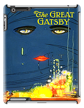 The Great Gatsby Iphone Case by dkgoldman
