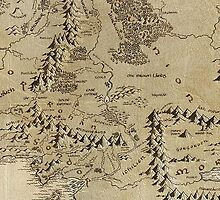 Middle Earth iMap by chester92