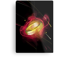 the ring of power Metal Print