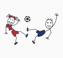 Soccer Kids by ozllc