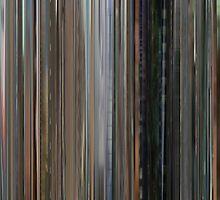 Moviebarcode: Koyaanisqatsi (1982) by moviebarcode