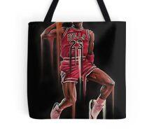 His Airness Tote Bag