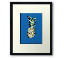 ... the name is Gus. Framed Print