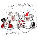 Jingle bells or what? by Tatiana Ivchenkova