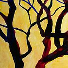 Yellow Tree 1 by eolai