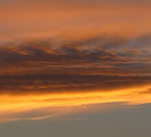 Roving clouds by MarianBendeth
