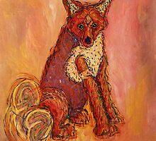 Celtic Fox by eolai