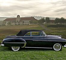 1950 Oldsmobile Convertible by DaveKoontz