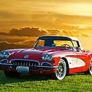 1959 Corvette by DaveKoontz