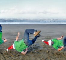 The Holidays are Flippin' Awesome! by Dan Jesperson