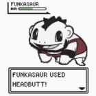 Funkasaurus Pokemon by wemarkout