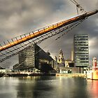 The Liver Building from Canning Dock by PhotogeniquE IPA