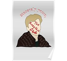 Sincerely The Breakfast Club [ Ipod / Iphone / Ipad / Print ] Poster