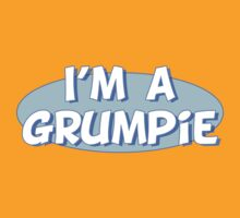 I'm a Grumpie by Dylan Nonya
