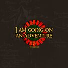 The Hobbit - I am going on an adventure! by SallySparrowFTW