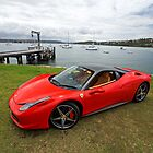 Ferrari 458 Italia by celsydney