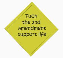 2nd Amendment by Jon Lees
