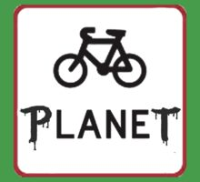 Bicycle pLANEt by Rob Price