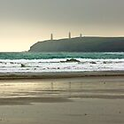 Tramore Beach by Rustyoldtown