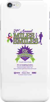 """Miles for Smiles"" Gotham City 5k Charity Run by Ryan Sawyer"
