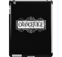 Orangejuice iPad Case/Skin