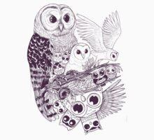 Owl Movement Kids Clothes