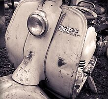 Lambretta 150 ld by htrdesigns