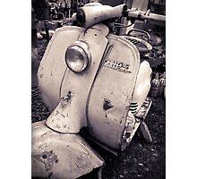 Lambretta 150 ld Photographic Print