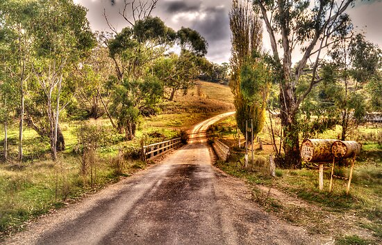 A Road Less Travelled -Oberon, NSW - The HDR Experience by Philip Johnson