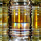 Fresnel Lens of a Lighthouse by ©The Creative Minds