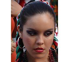 Mexican Beauty - Belleza Mexicana Photographic Print