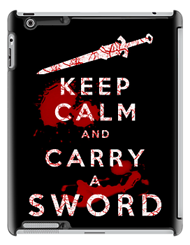 carry your sword by obeyalexgrey