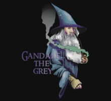 Gandalf the grey by KanaHyde