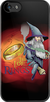 LotR - Gandalf and the Ring by KanaHyde