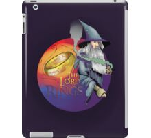 LotR - Gandalf and the Ring iPad Case/Skin