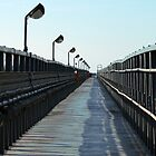 The Lifeboat Gantry, Spurn Point by mps2000