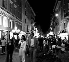 Nuit Blanche.. by JOSEPHMAZZUCCO