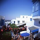 Sidi Bou Said by Karen Morecroft