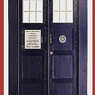 Doctor Who Tardis by Marcel Putrus