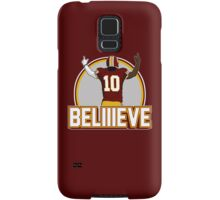 "VICTRS ""Beliiieve"" Iphone Ipod Case Samsung Galaxy Case/Skin"