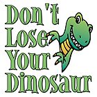 Don't Lose Your Dinosaur Stepbrothers by gleekgirl