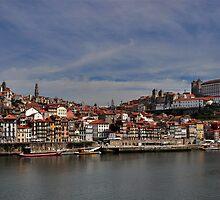 Porto / Oporto, World Heritage city by Jose Saraiva