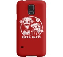 Pizza Party Samsung Galaxy Case/Skin