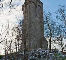 Wallace Monument by evisonphoto