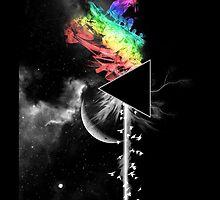Pink Floyd iDevice Case by HostMigration
